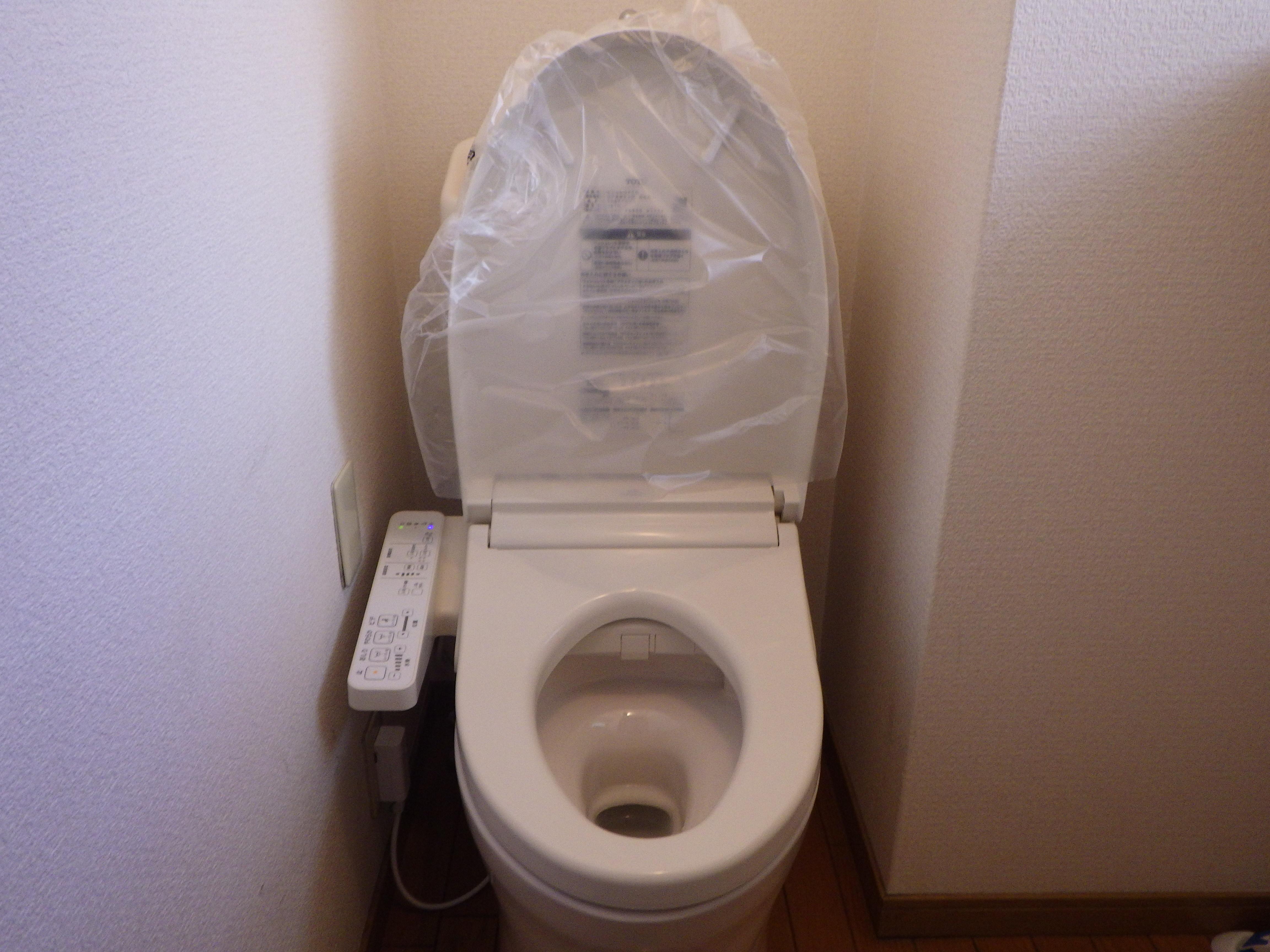 様式トイレ取替工事